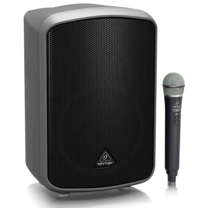 Behringer MPA200BT 200W Speaker with Microphone Portable PA Systems Behringer