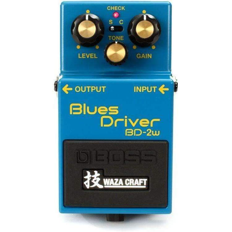 Industrie Music,Boss BD-2W Waza Craft Blues Driver Pedal