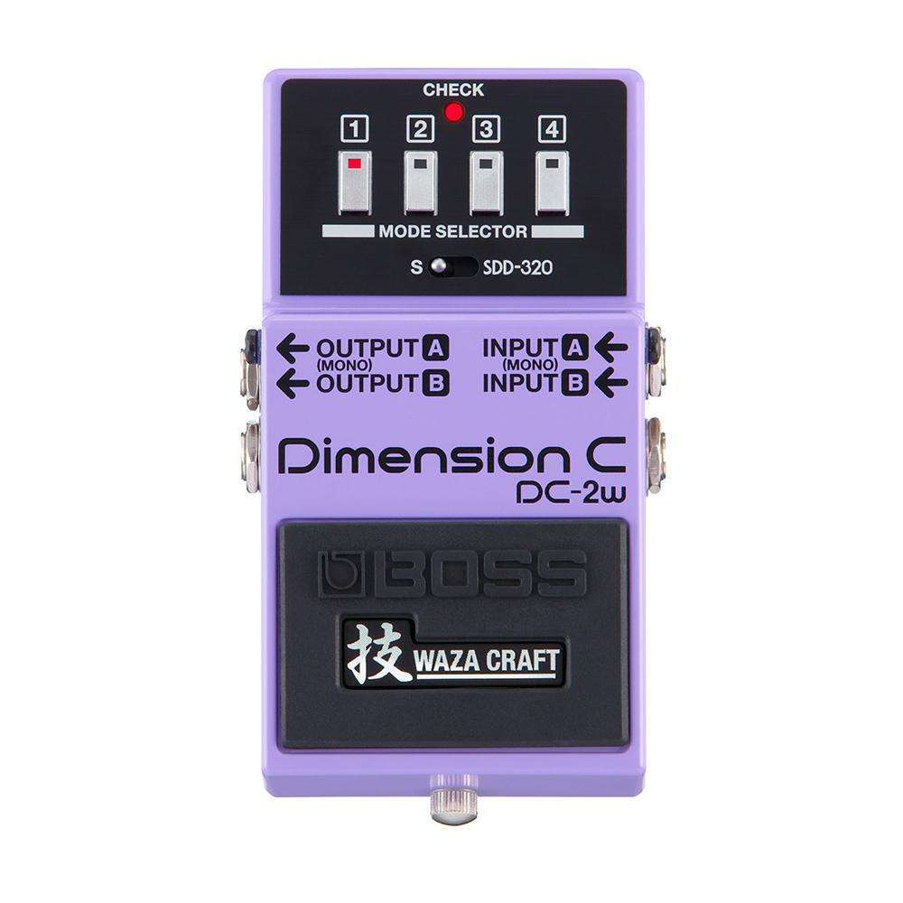 Industrie Music,Boss DC-2W Dimension C Waza Pedal