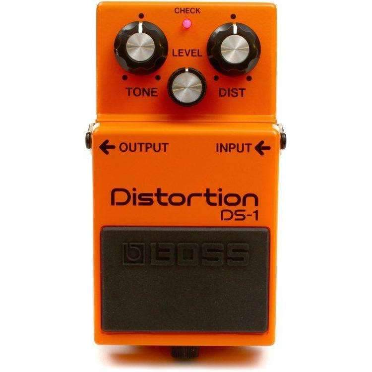Boss Boss DS-1 Distortion Pedal - Industrie Music