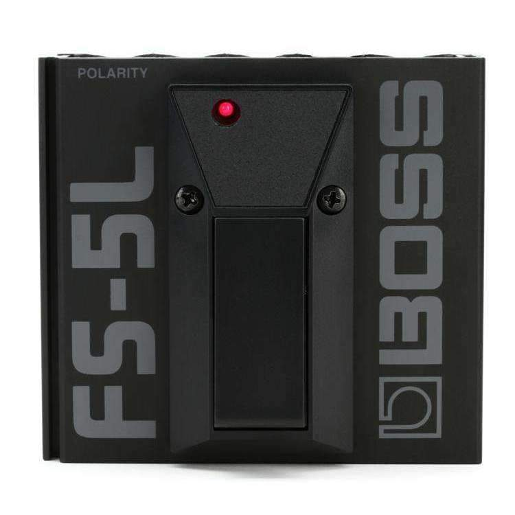 Boss Boss FS-5L Latching Footswitch - Industrie Music