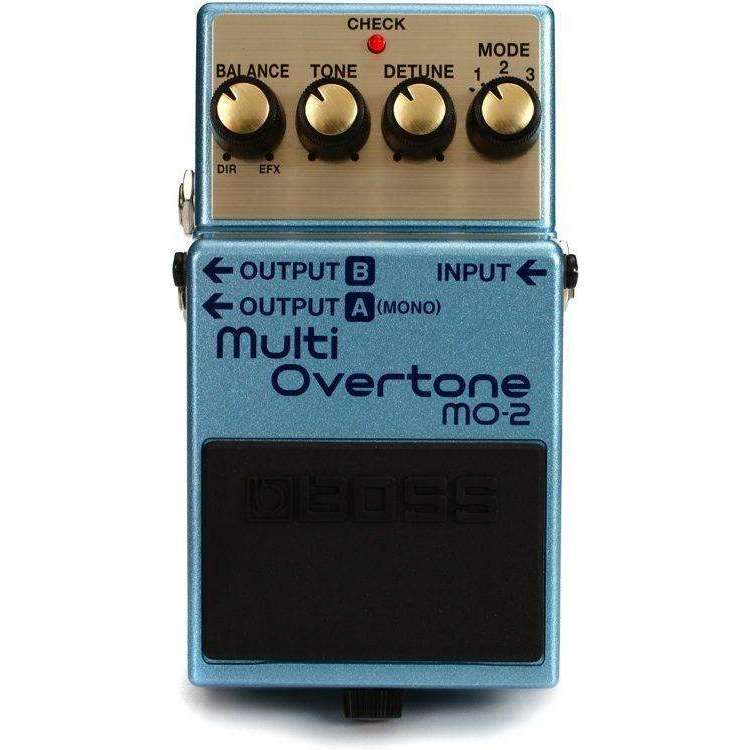 Industrie Music,Boss MO-2 Multi Overtone Pedal