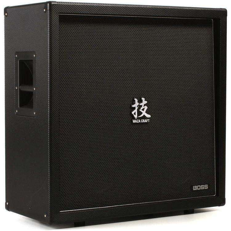 "Industrie Music,Boss Waza Cab 412 - 4x12"" Extension Cabinet"