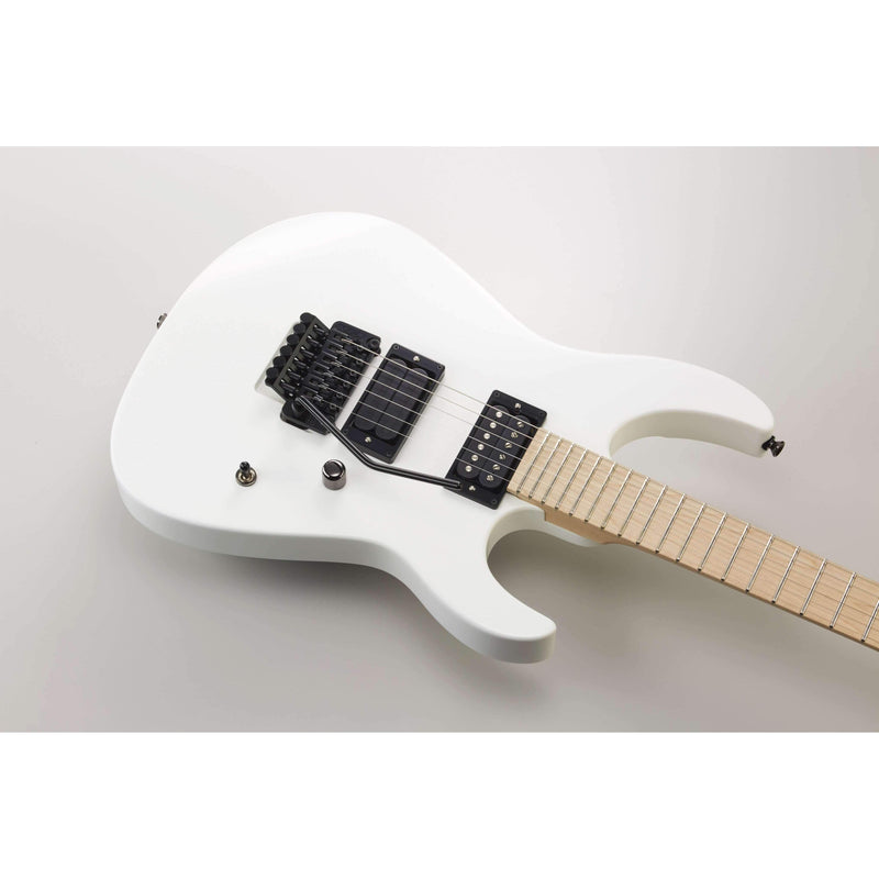 Caparison Guitars Dellinger Prominence-MJR Michael James Romeo Signature - White Solidbody Guitars Caparison