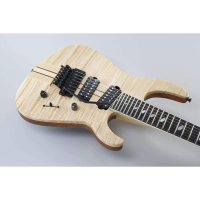 Caparison Guitars TAT Special 7 FM - Natural Matt 7-string Guitars Caparison
