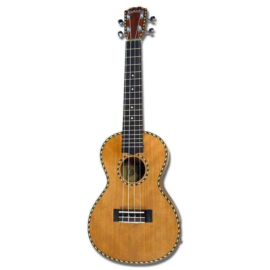 Concert Ukulele Kealoha YH-Series Solid Mahogany Top in Natural Matt Finish Ukulele Concert Kohala