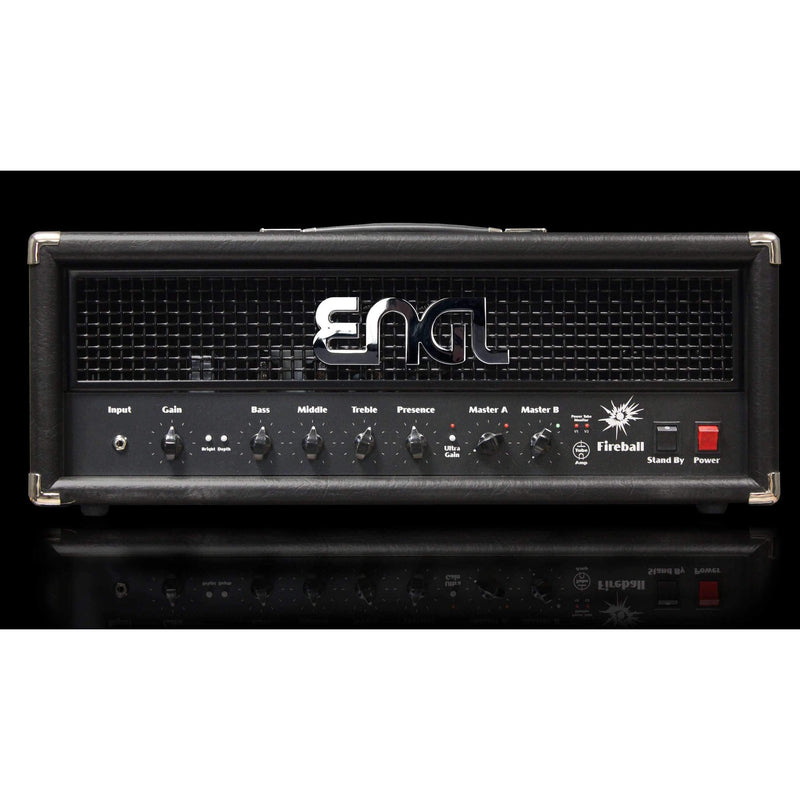 Engl Fireball E625 60W Tube Guitar Amp Head Guitar Heads ENGL