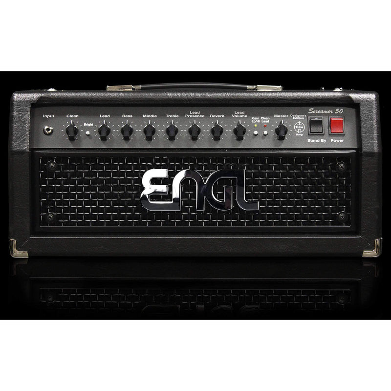 Engl Screamer 50 E335 50W Tube Guitar Amp Head Guitar Heads ENGL