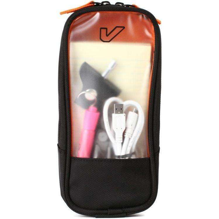 Gruv Gear Gruv Gear Bento Utility Case, Full/Slim, Black/Orange - Industrie Music
