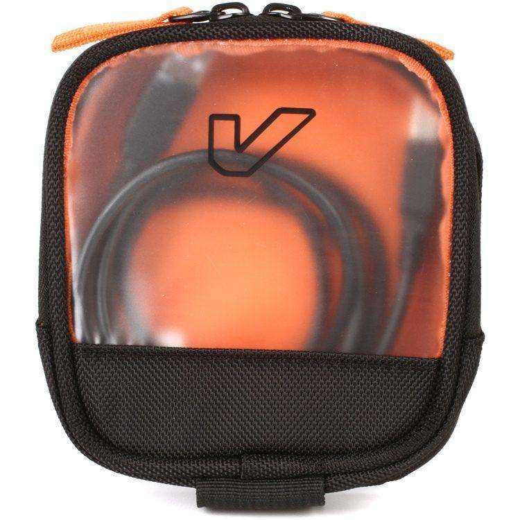 Gruv Gear Gruv Gear Bento Utility Case, Half/Slim, Black/Orange - Industrie Music