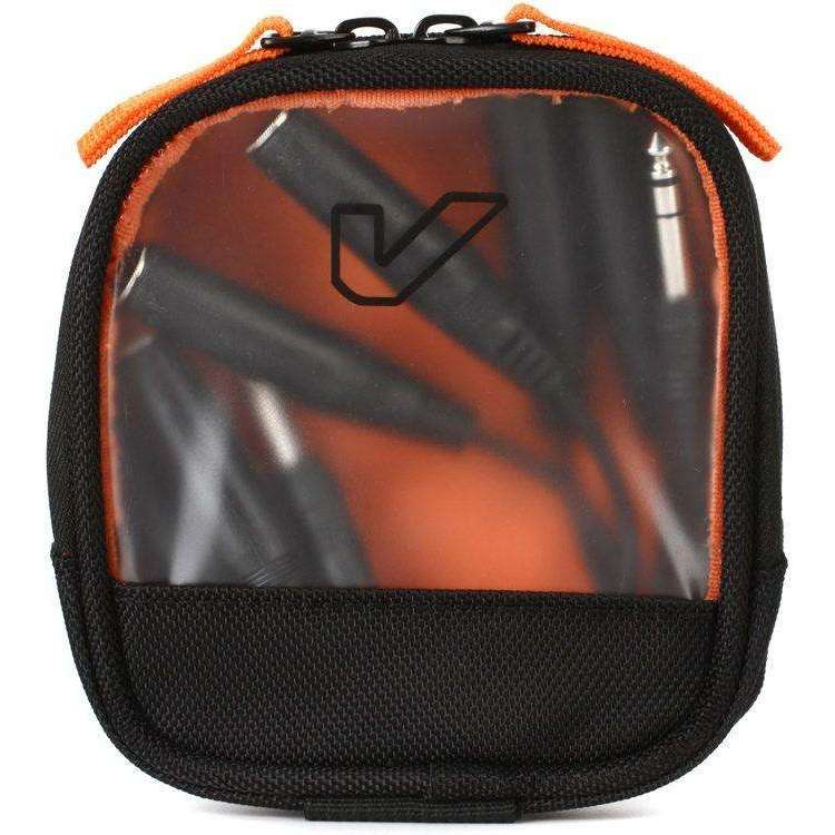 Gruv Gear Gruv Gear Bento Utility Case, Half/Tall, Black/Orange - Industrie Music