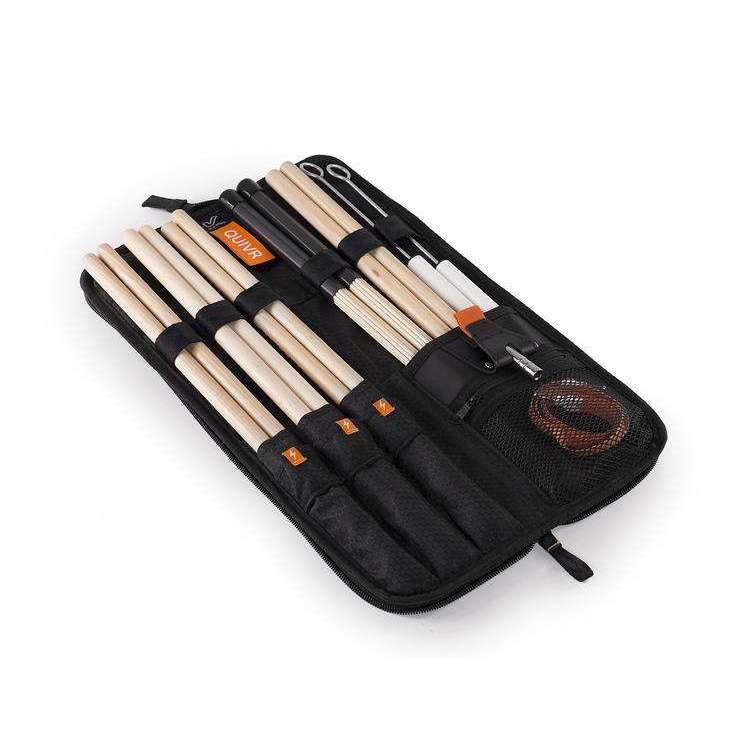 Gruv Gear Gruv Gear QUIVR Drumstick Bag - Black - Industrie Music