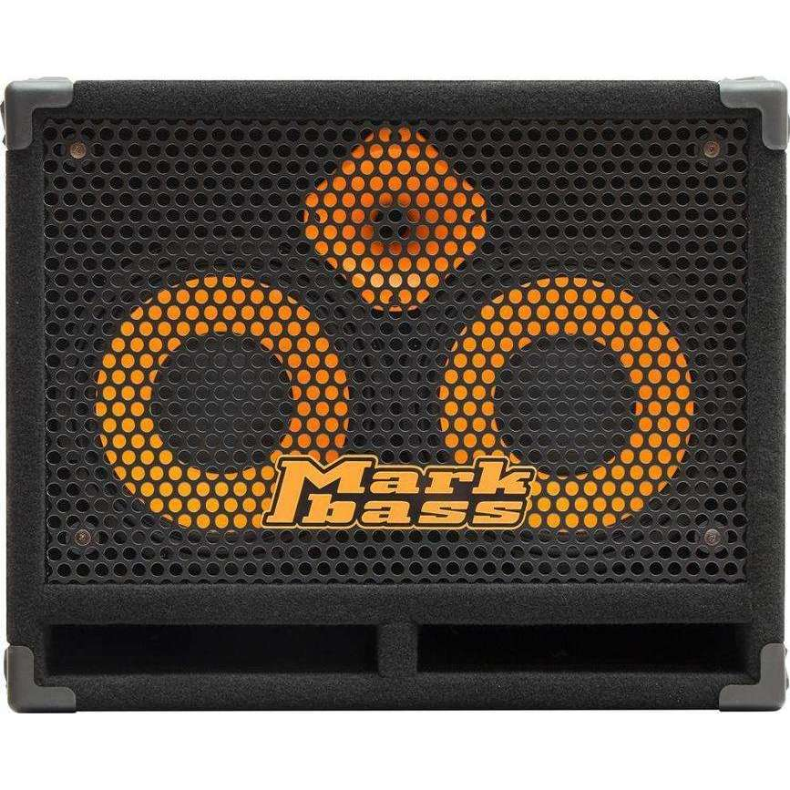 Industrie Music,Markbass Standard 102HF Front-Ported Neo 2x10 Bass Speaker Cabinet 4 ohms
