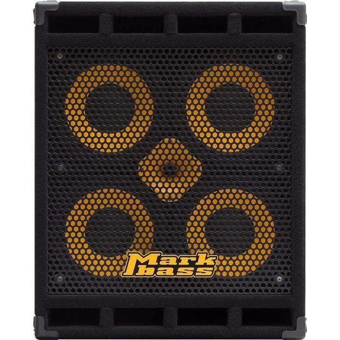 Industrie Music,Markbass Standard 104HF Front-Ported Neo 4x10 Bass Speaker Cabinet 4 ohms