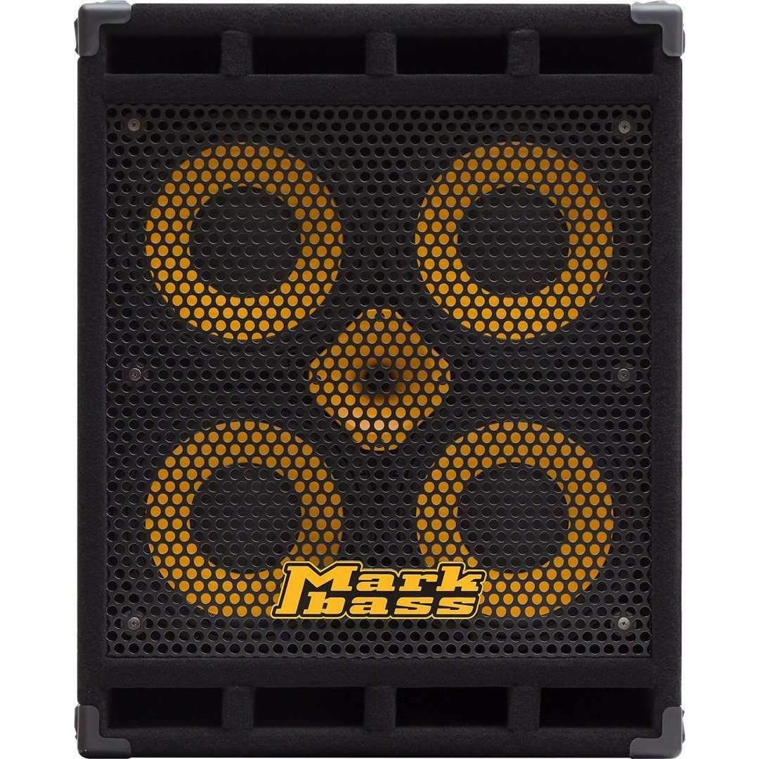 Industrie Music,Markbass Standard 104HF Front-Ported Neo 4x10 Bass Speaker Cabinet 8 ohms