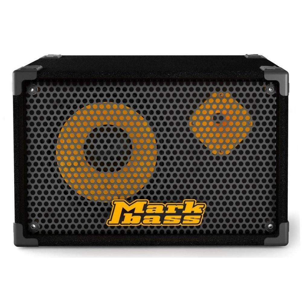 Industrie Music,Markbass Traveler 121H Rear-Ported Compact 1x12 Bass Speaker Cabinet 8 Ohm