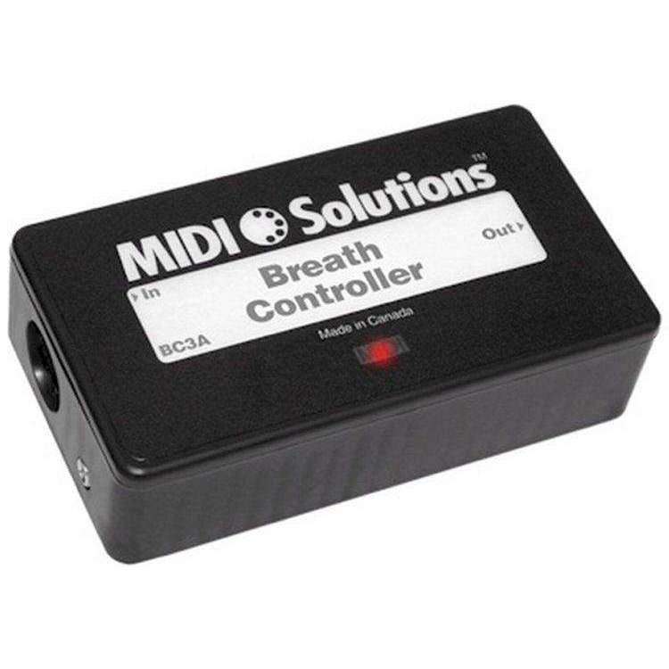 MIDI SOLUTIONS MIDI Solutions Breath Controller - Industrie Music