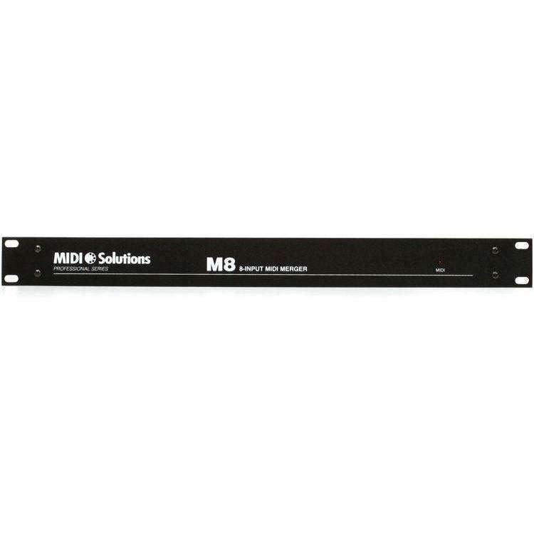 Industrie Music,MIDI Solutions M8
