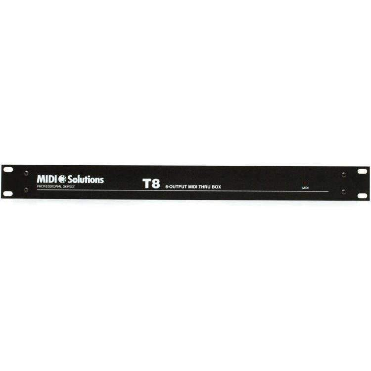 Industrie Music,MIDI Solutions T8