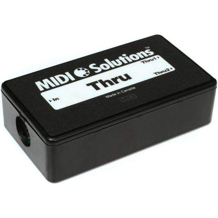 MIDI SOLUTIONS MIDI Solutions Thru - Industrie Music