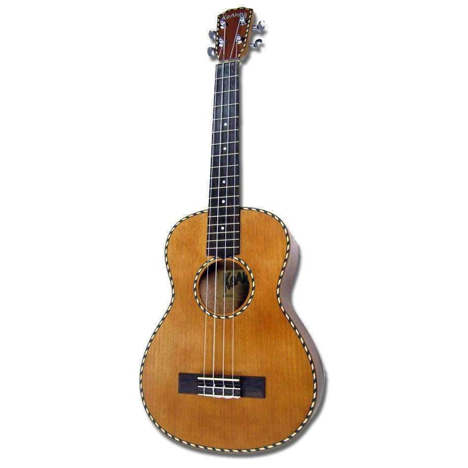 Industrie Music,Ukulele Tenor Kealoha YH-Series with Solid Mahogany Top Natural Matt Finish
