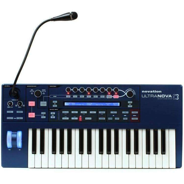 Industrie Music,Novation UltraNova, 37-key Synthesizer