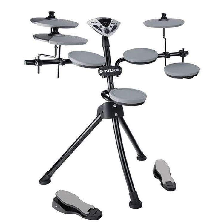 NU-X DM1 Portable Digital Drum Kit Electronic Drum Sets NU-X