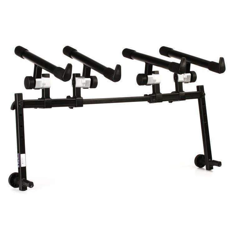 On-Stage Stands KSA8000 Deluxe Universal 2nd Tier Keyboard Stands On Stage