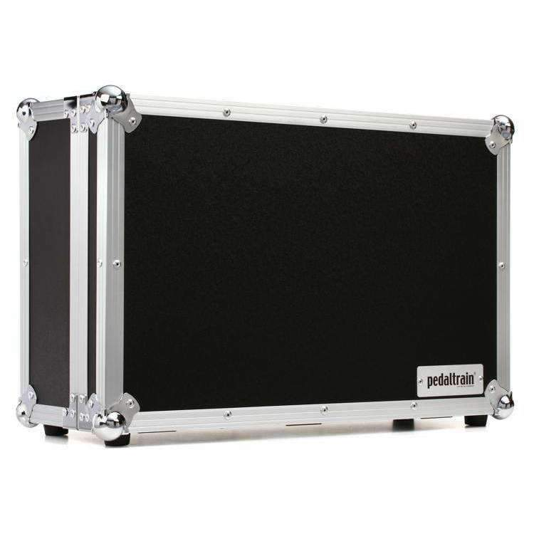 Industrie Music,Pedaltrain Black Tour Case for Classic 1 and PT-1