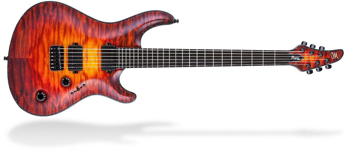 Mayones Regius Core 6 Ryan Siew Inspiration 4A Top