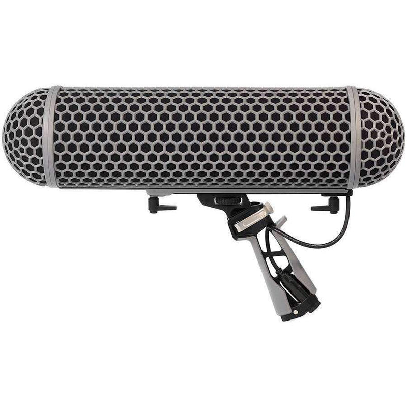 Rode Blimp Wind Shield & Shock Mount System Microphone Windscreens & Grilles Rode
