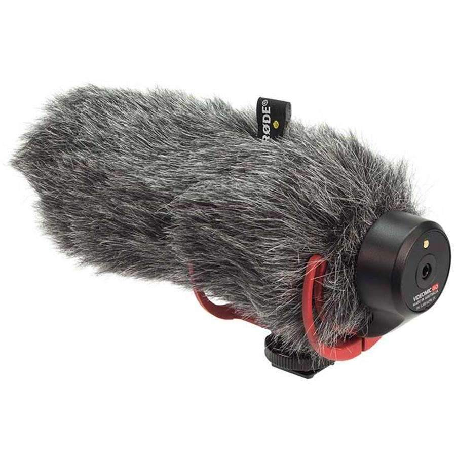 Industrie Music,Rode DeadCat GO Artificial Fur Wind Shield (VideoMic GO)