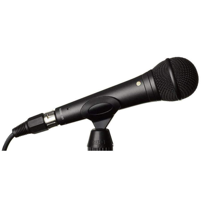 Rode M1 Live Performance Dynamic Microphone Dynamic Microphones Rode