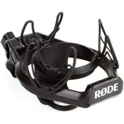 Rode Rode SMR Premium Shock Mount with Rycote Onboard - Industrie Music