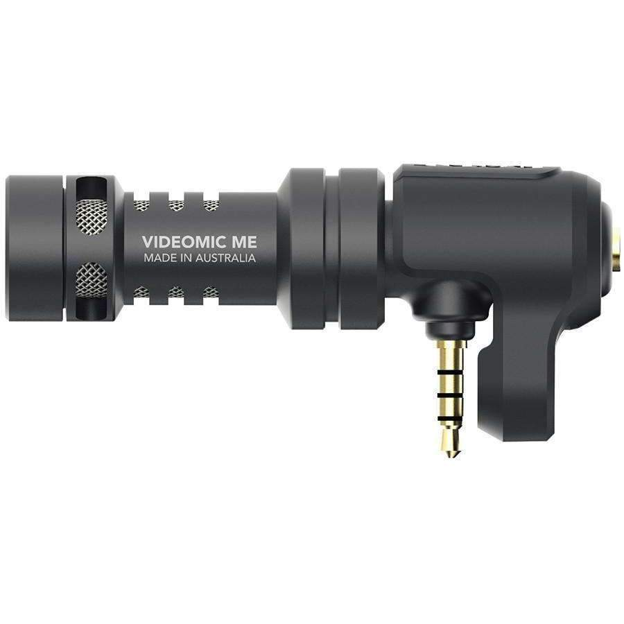 Rode VideoMic Me Directional Microphone for Smart Phones Camera Microphones Rode