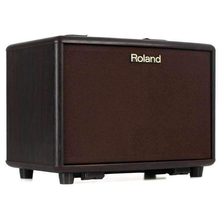 Roland AC-33 - 30-watt Battery Powered Portable Acoustic Amp - Rosewood Acoustic Amps Roland