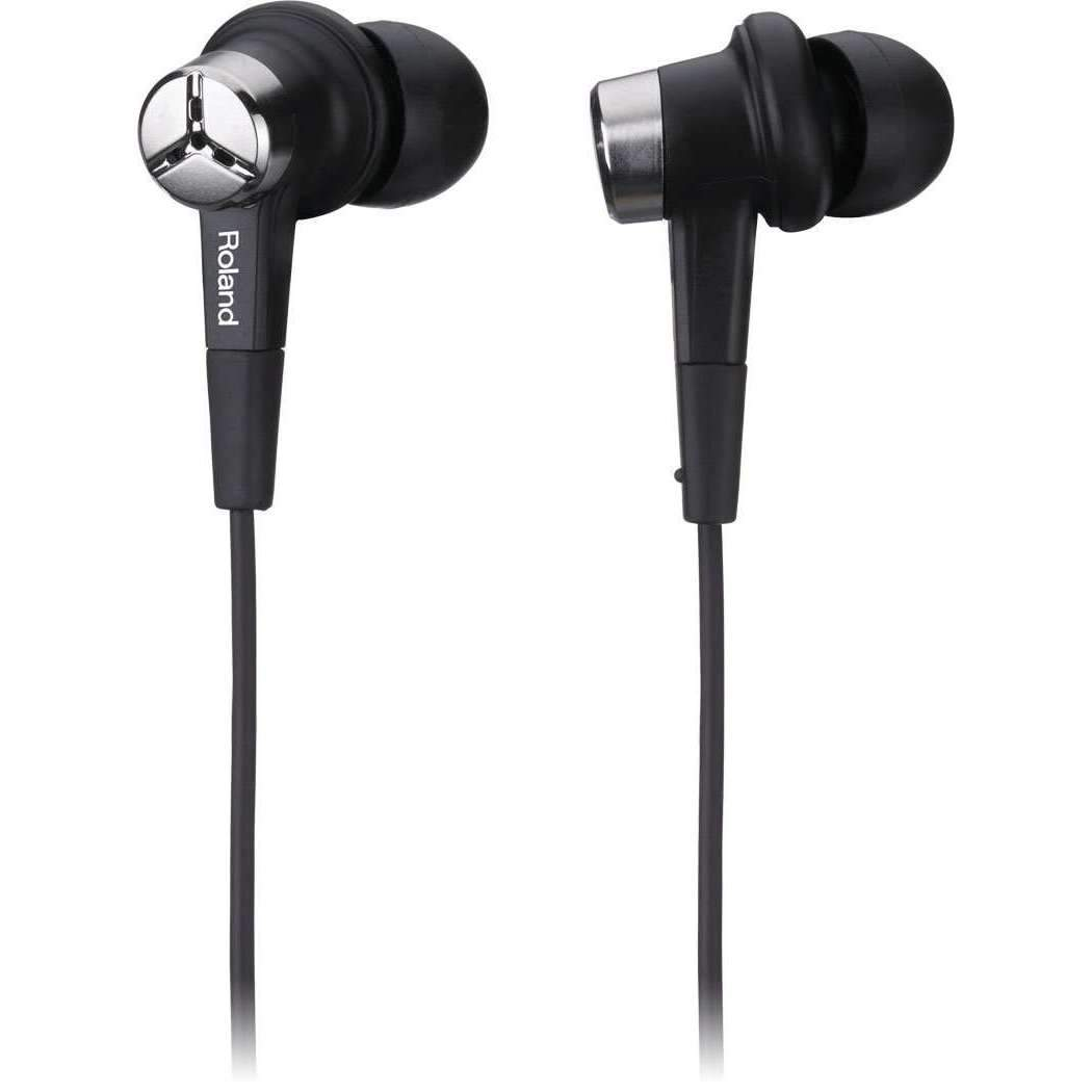 Roland Roland CS-10EM Binaural Microphones/Earphones - Industrie Music
