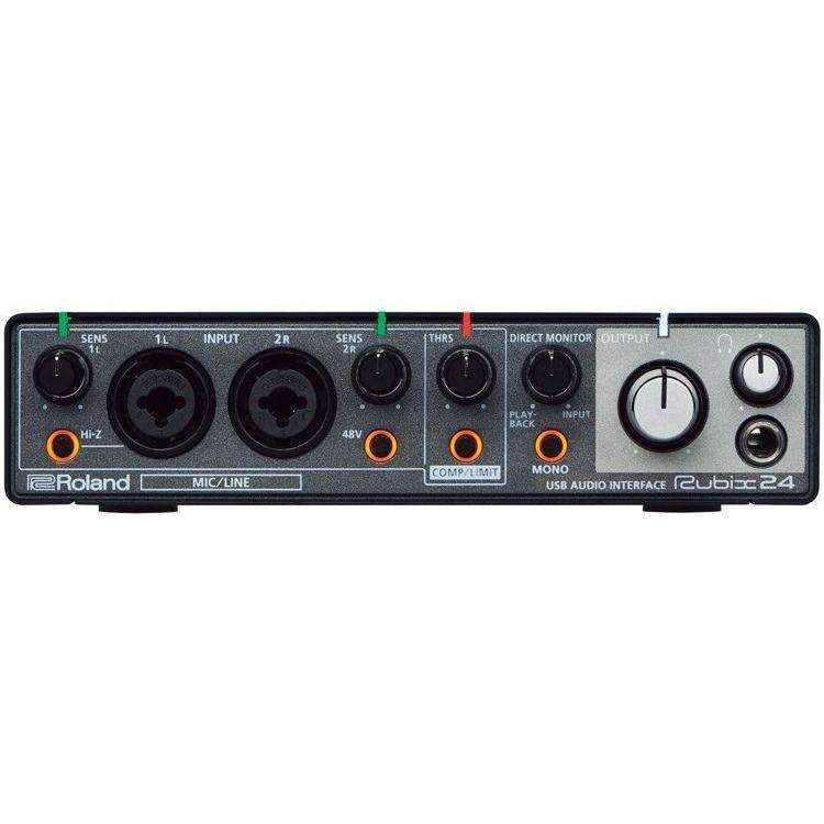 Roland Roland Rubix 24 USB Audio Interface - Industrie Music