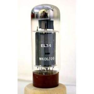 Industrie Music,Ruby EL34 Power Tube from China