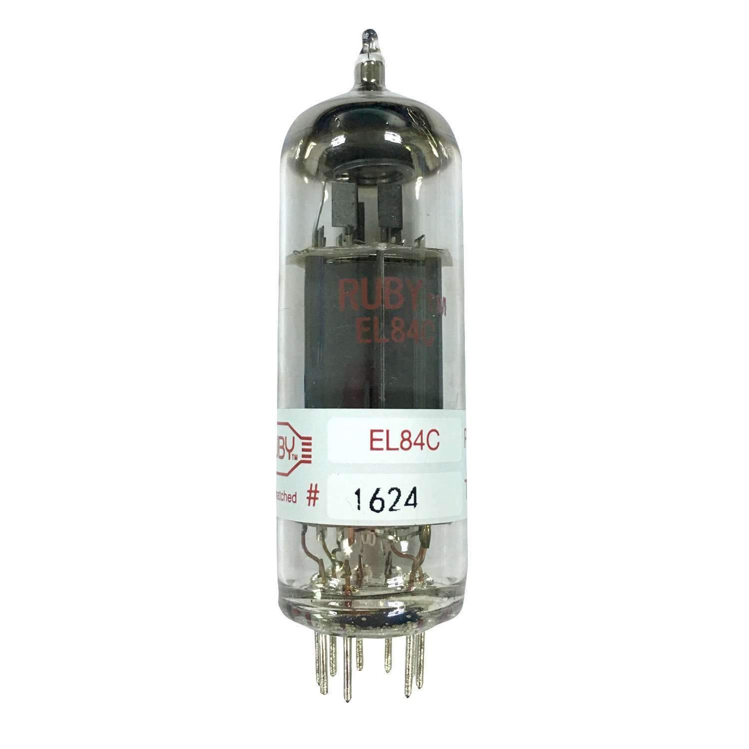 Industrie Music,Ruby EL84 Power Tube from China