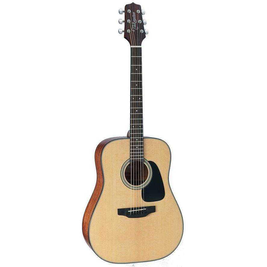 Takamine Takamine D1 Series Dreadnought Acoustic Guitar Natural TD1DNS - Industrie Music