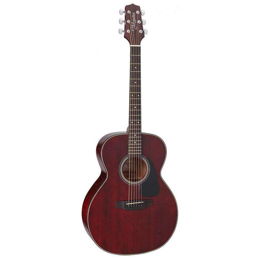 Industrie Music,Takamine D2 Series NEX Acoustic Guitar Wine Red