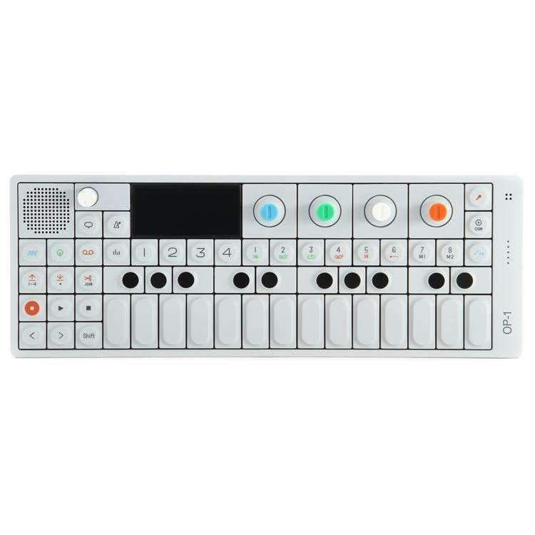 Industrie Music,Teenage Engineering OP-1 Portable Synthesizer Workstation