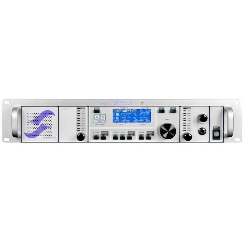 Industrie Music,Two Notes Torpedo Studio Digital Loadbox/Attenuator