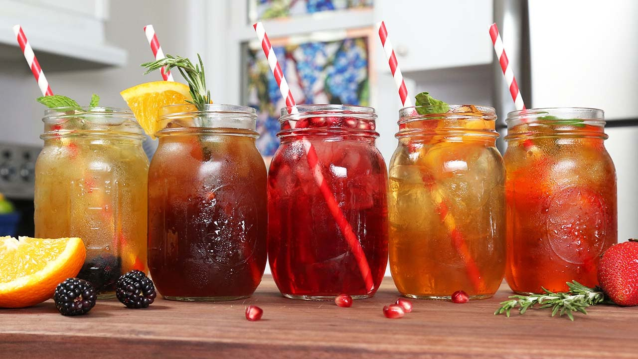 How to Prepare Iced Tea - A Summer Guide