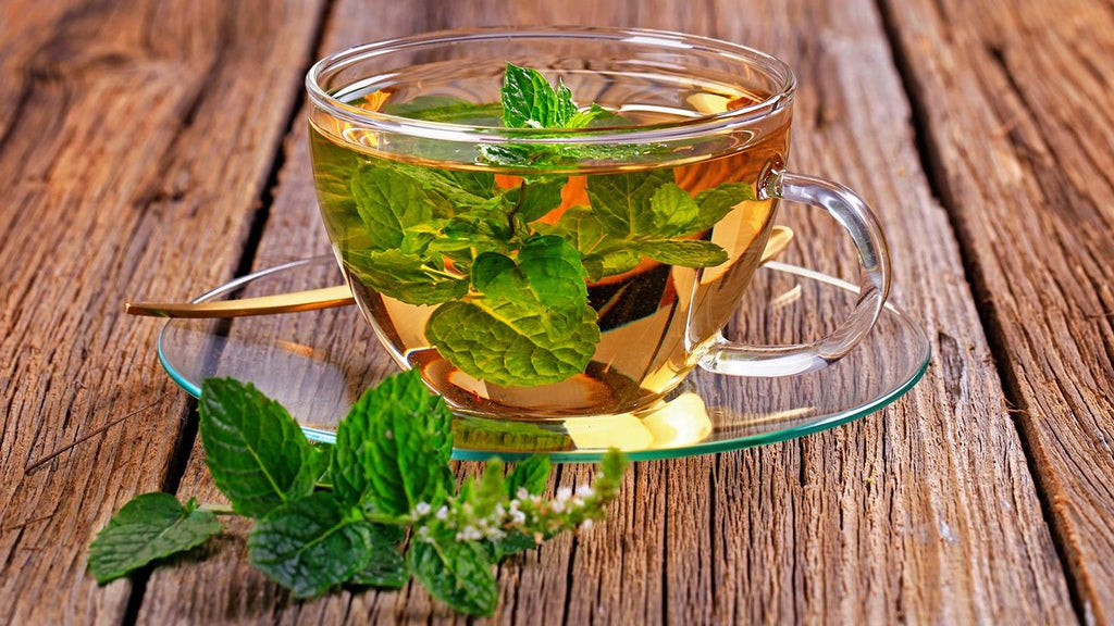 The positive health benefits of organic tea