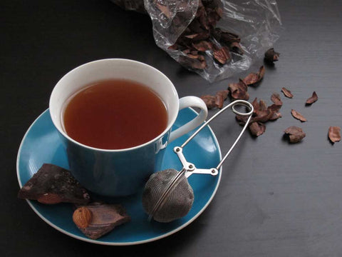 Chocolate Cacao Husk Tea Benefits and How to Make it