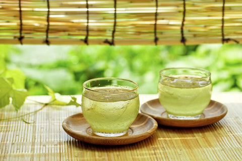 green tea for keto diet