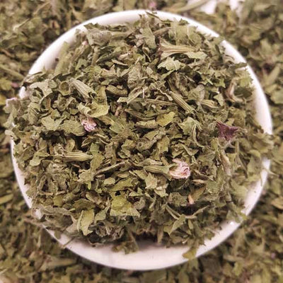 Horehound Black Tea, Herbal Tea Tea Life