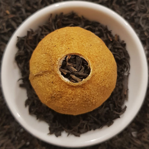 Lemon Surprise Tea, Exotic Blends Tea Life